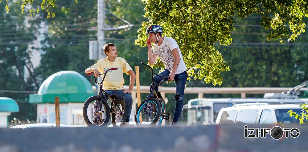 Велоспорт Ижевск