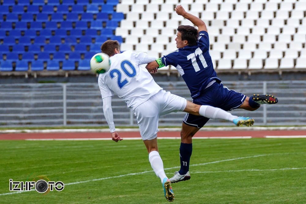 Футбол Ижевск Фото