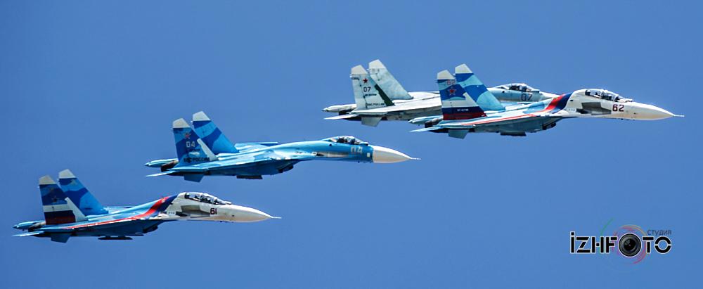 Группа Соколы России Фото