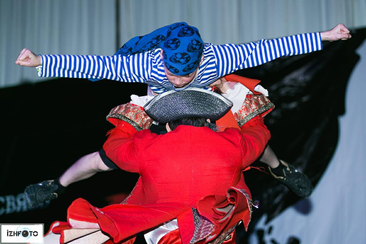 Концерт Академии Современного Танца Next, фотографии