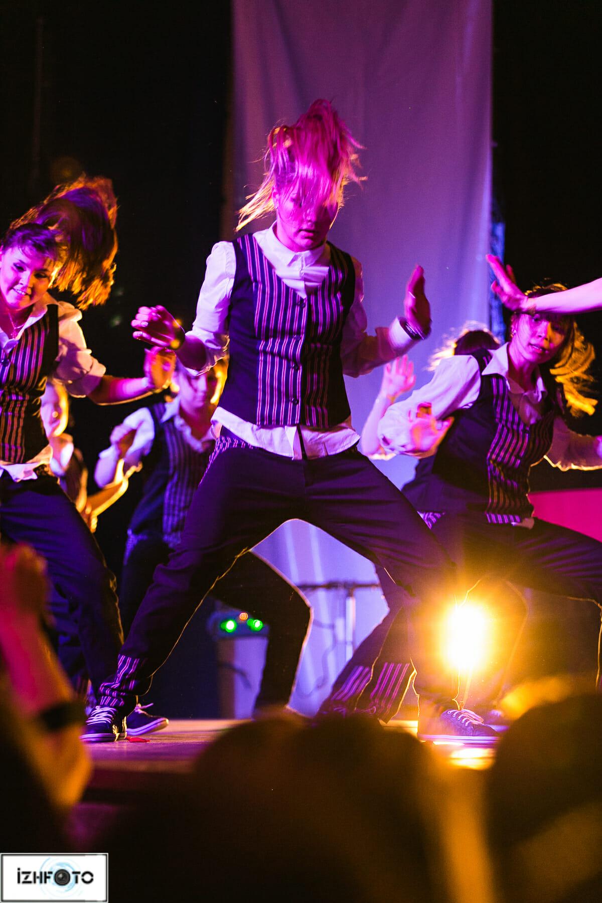 Фестиваль современного танца STARTEEN