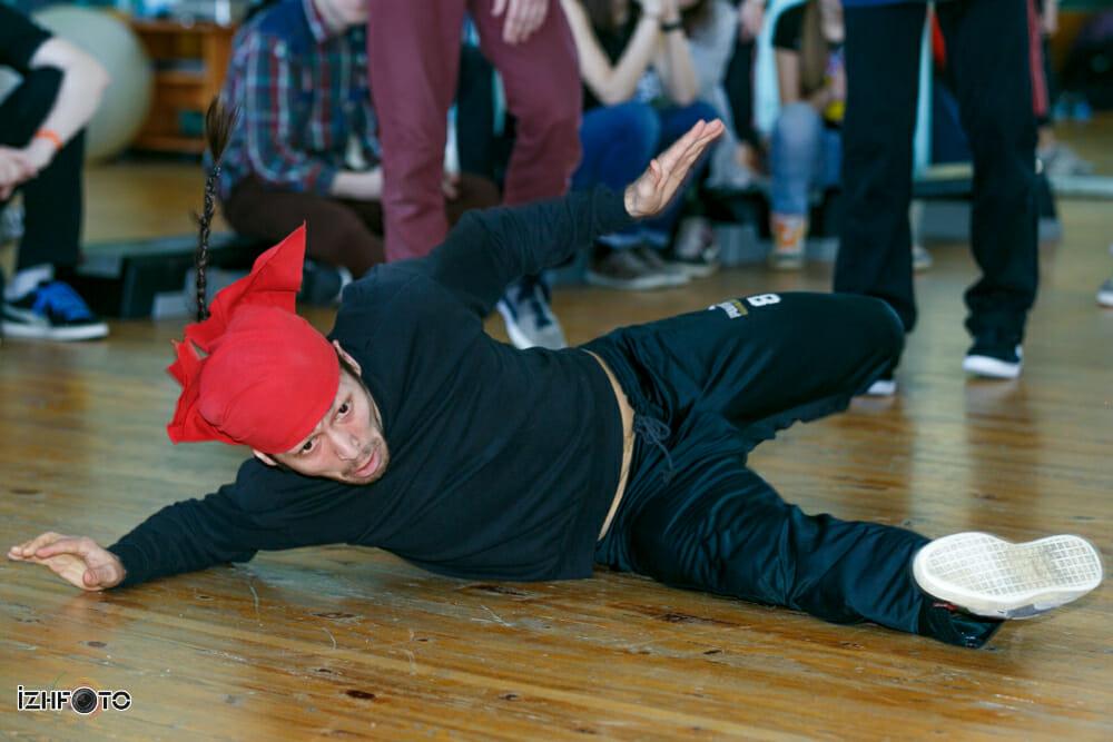 Виды уличных танцев