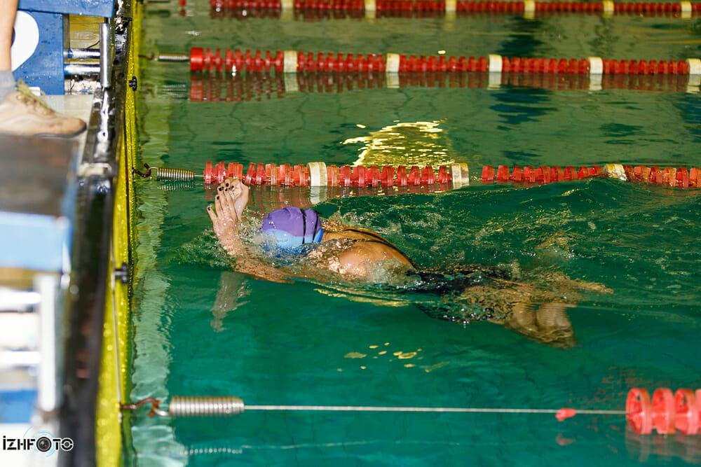 Чемпионат Удмуртии по плаванию 2013