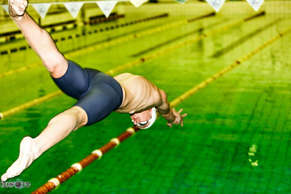 Чемпионы по плаванию, фото