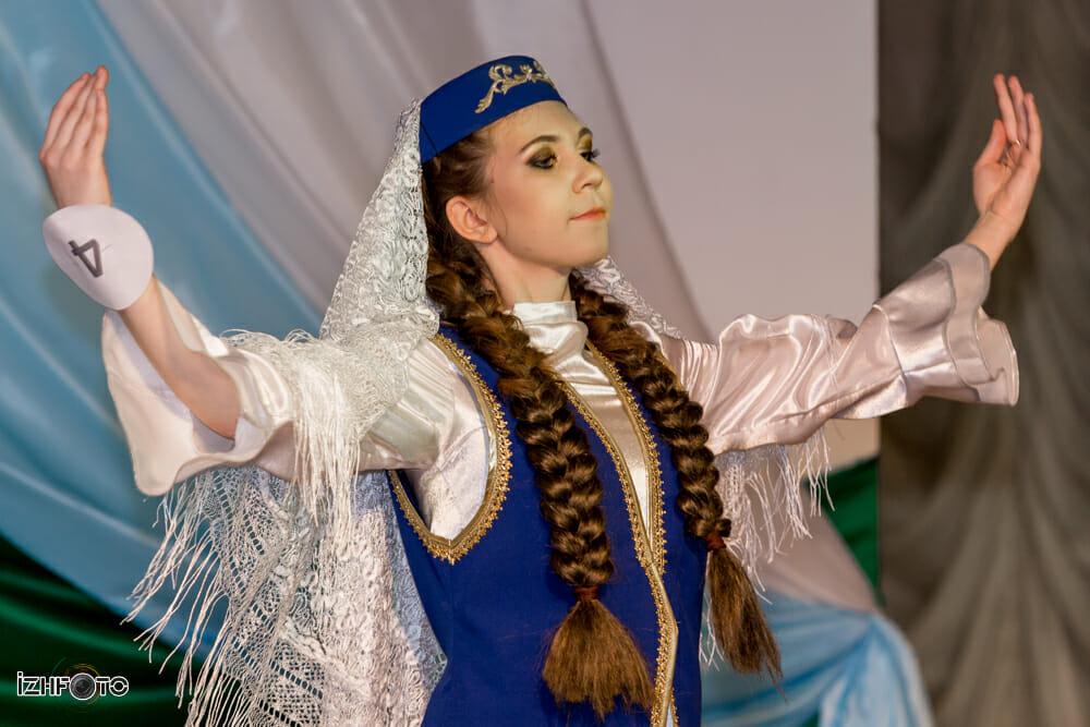 Дилия Гатауллина Татар кызы - 2014