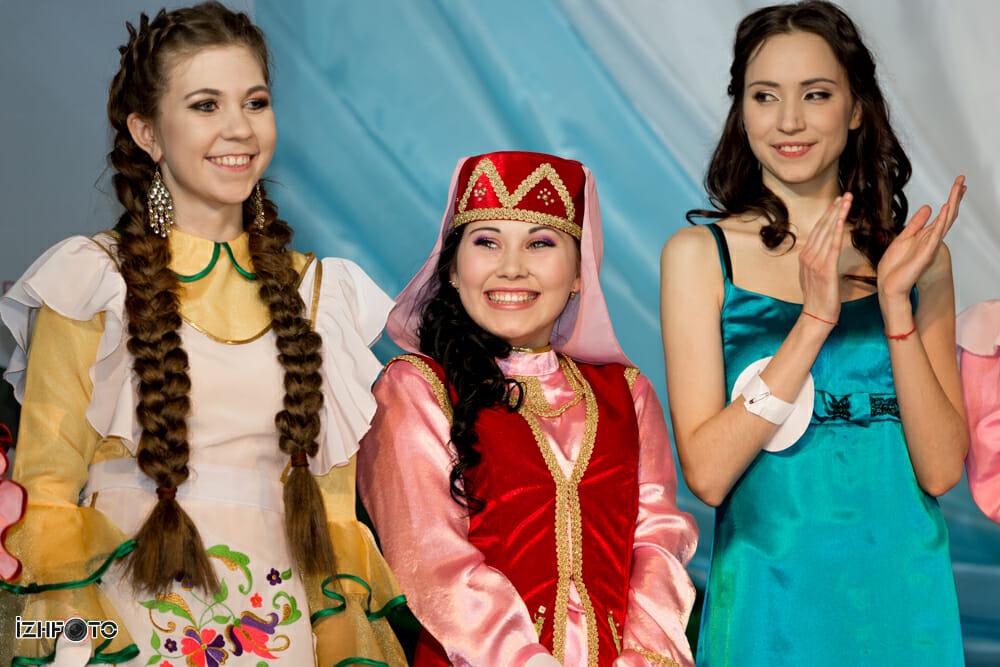Татар кызы 2014 Ижевск Фото