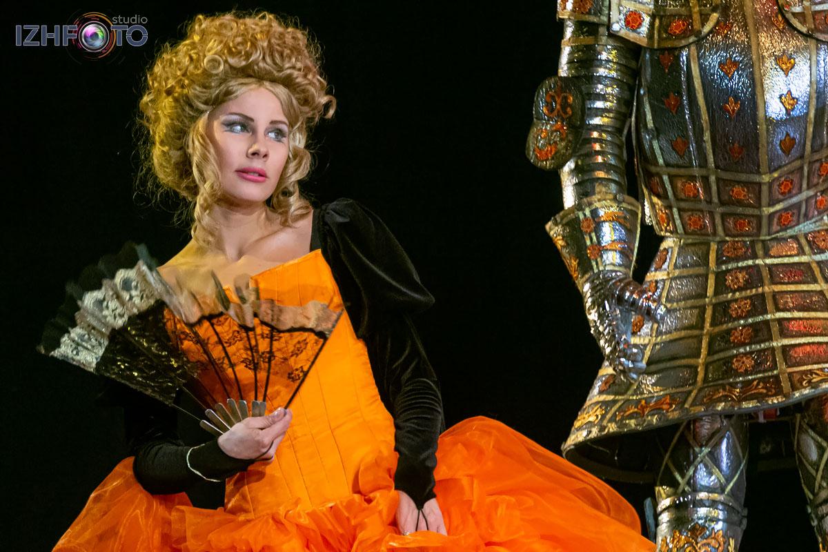 Фото с премьеры спектакля Учитель танцев