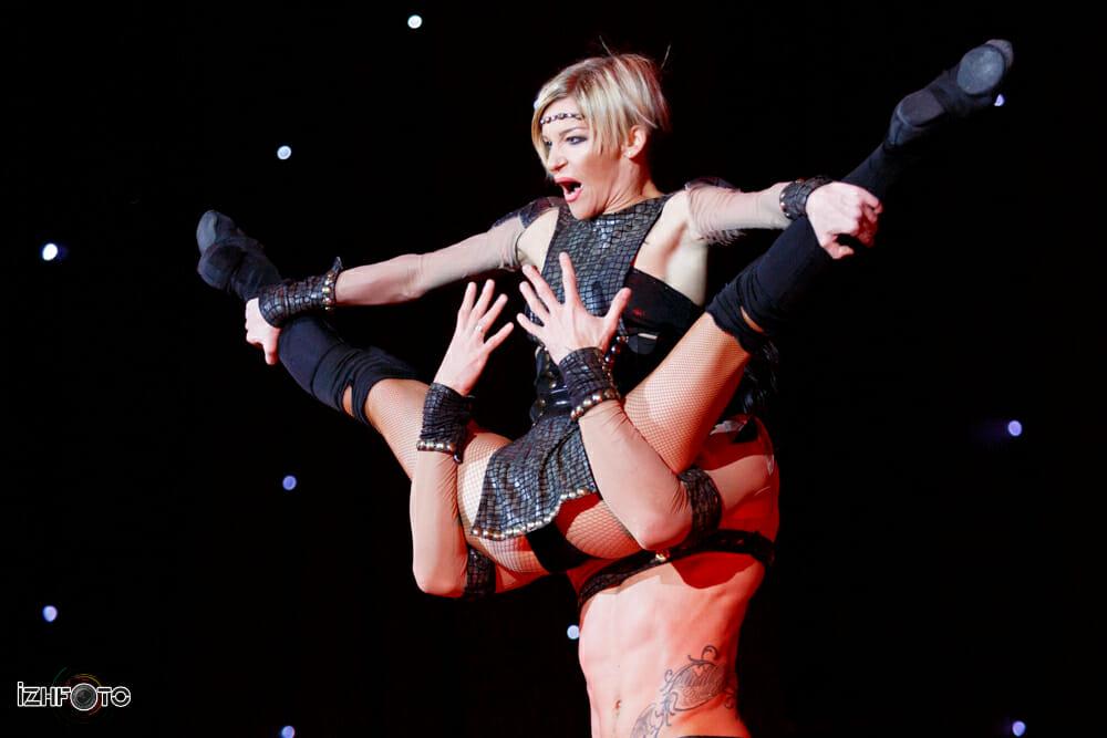 Концерт шоу-балета Тодес в Ижевске