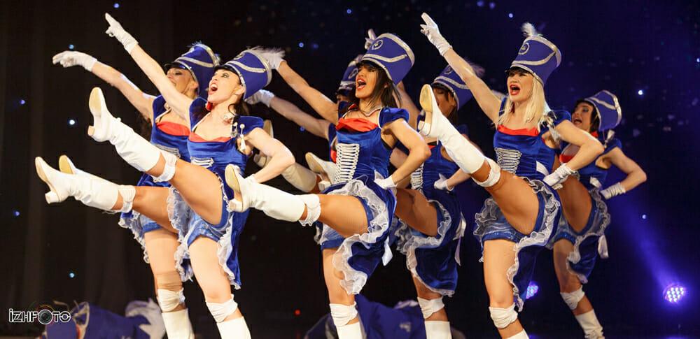 Лучшие номера шоу-балета Тодес