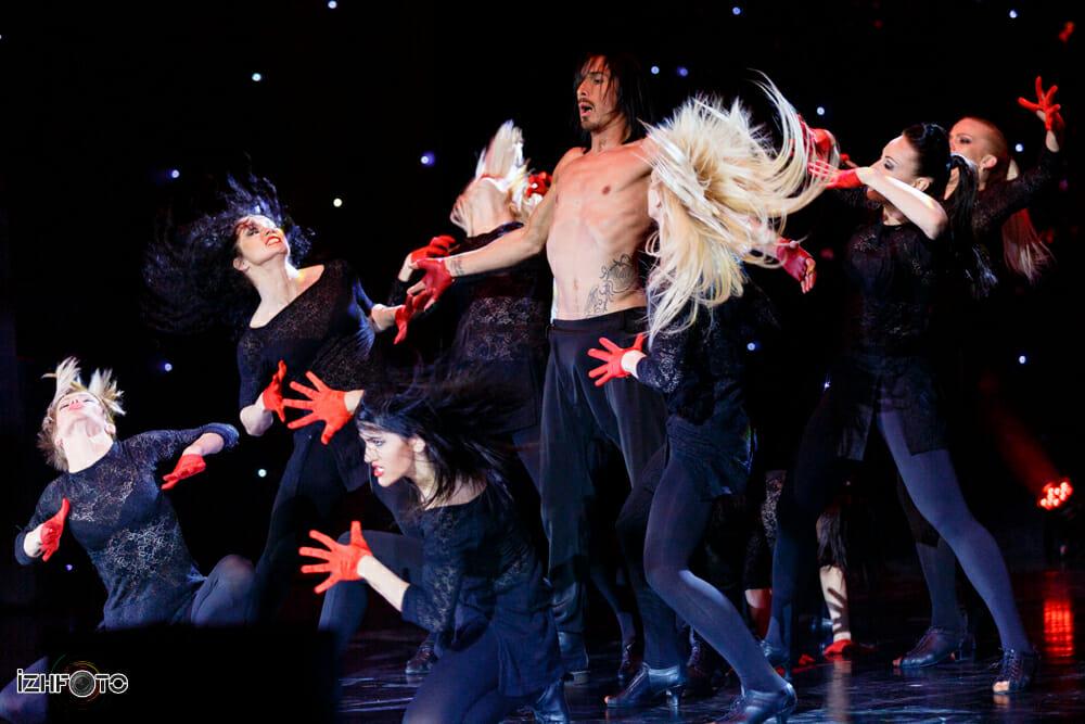 Танцы балета Тодес