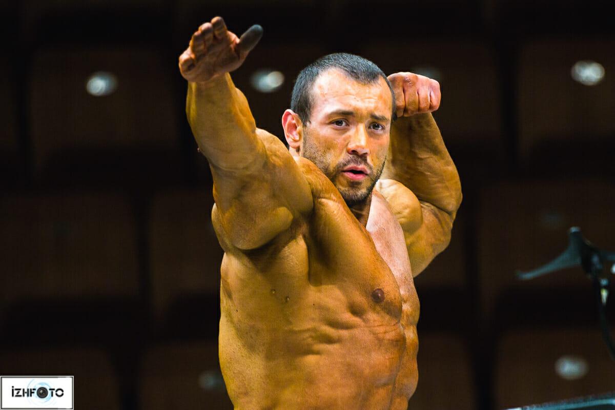 Алексей Тронов - 4 место на Грун-При