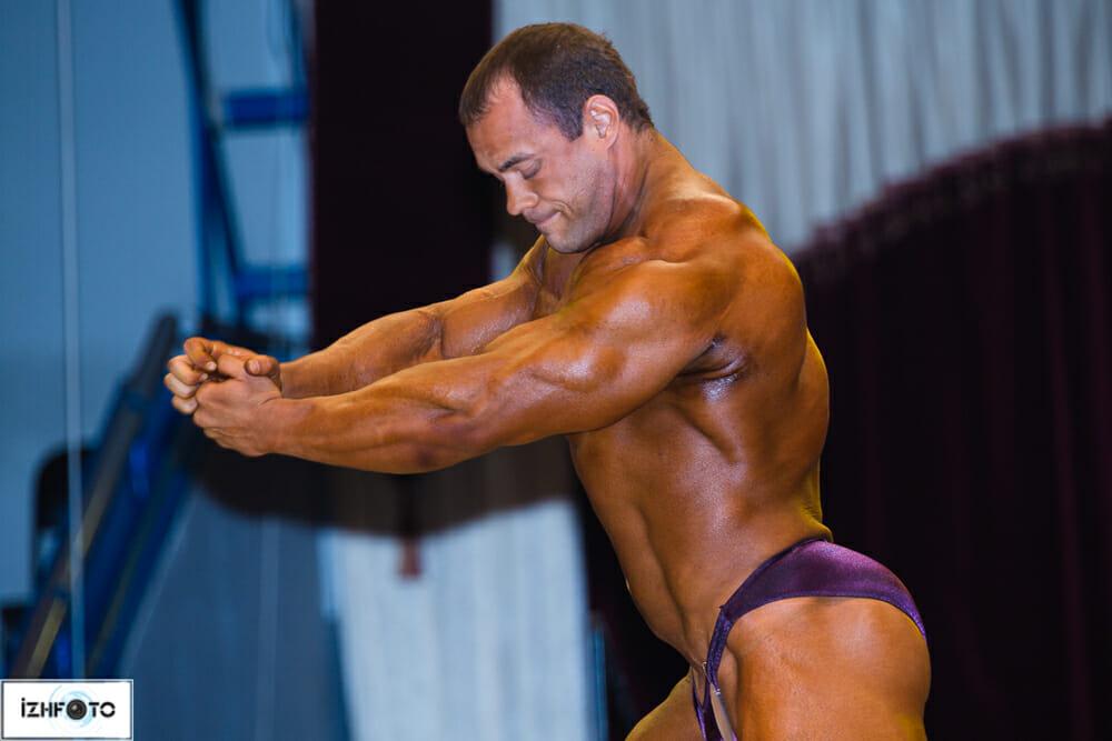 Кузнецов Влад, фото с выступления на Гра-При