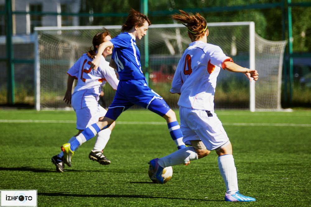 5-й тур Первенства России по футболу среди женских команд Первого дивизиона