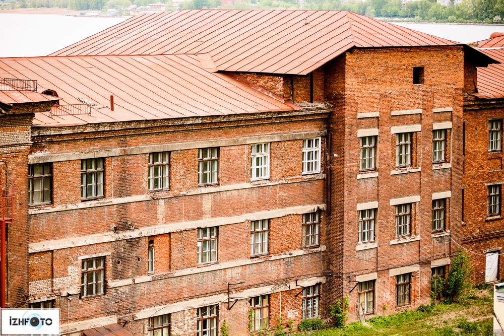 Здание на улице Милиционной, Ижевск