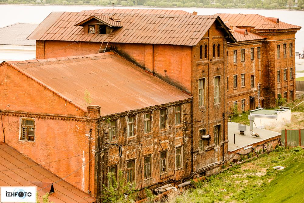 Необычные места для фотосессий в Ижевске