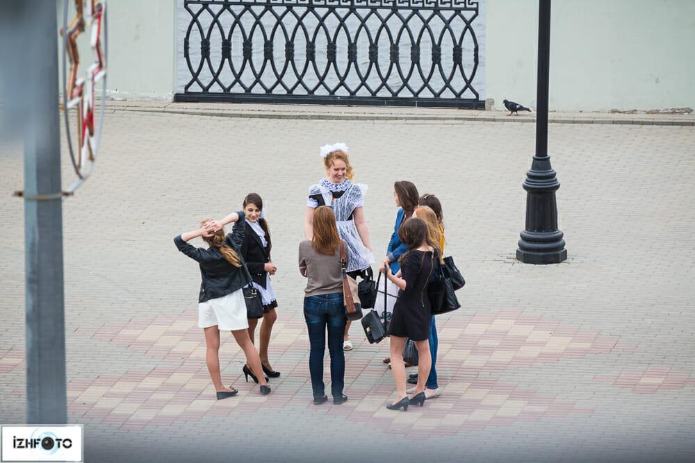 24 мая 2013 г., Ижевск - последний звонок