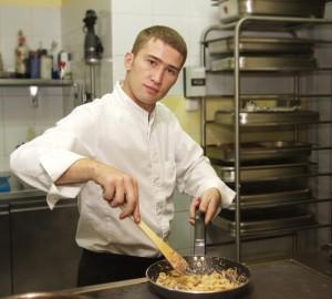 Андрей Евстратов: су-шеф ресторана The Most, повар ресторана Café Cipollino