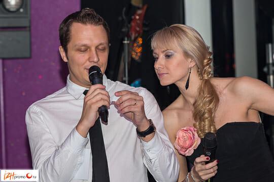 Денис Белоусов и Олеся Беляева, Ижевск