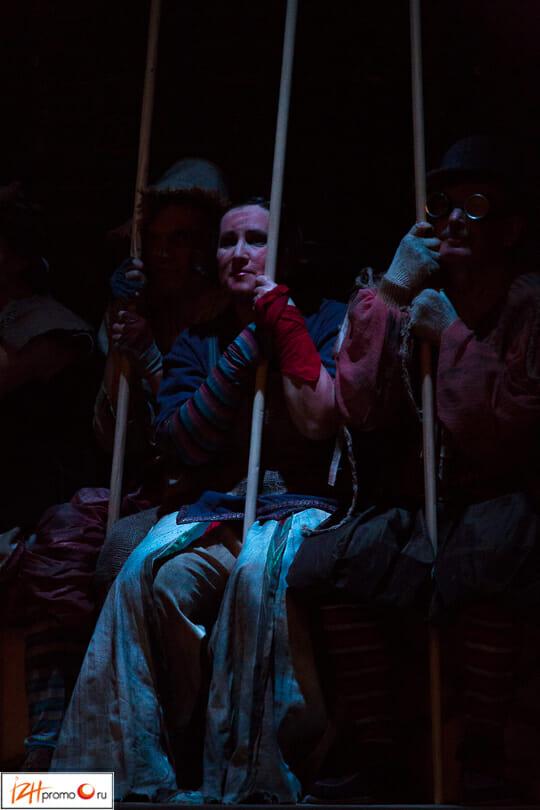 Театральные постановки в Ижевске