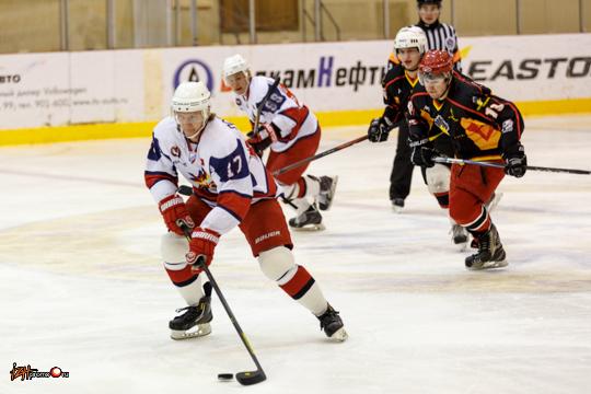 Хоккейный клуб Ижсталь