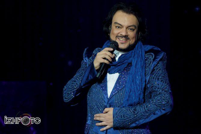 Концерт Филиппа Киркорова в Ижевске 2014