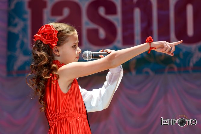 Конкурс Мисс FASHION 2014 Ижевск