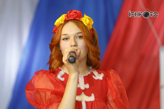Конкурс рыжая красавица 2015 Фото