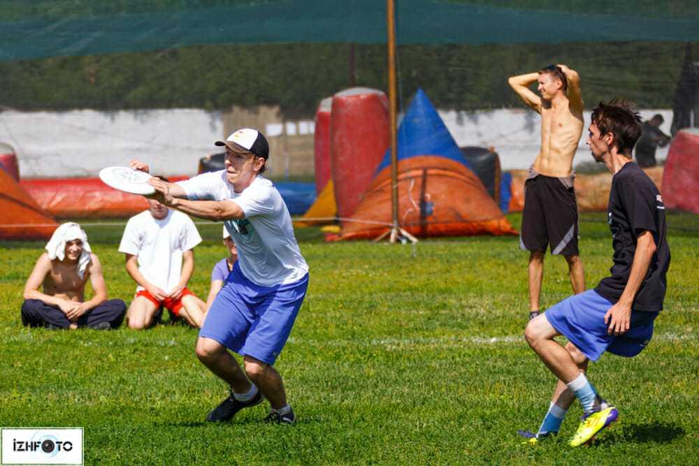 Ultimate Frisbee Фото