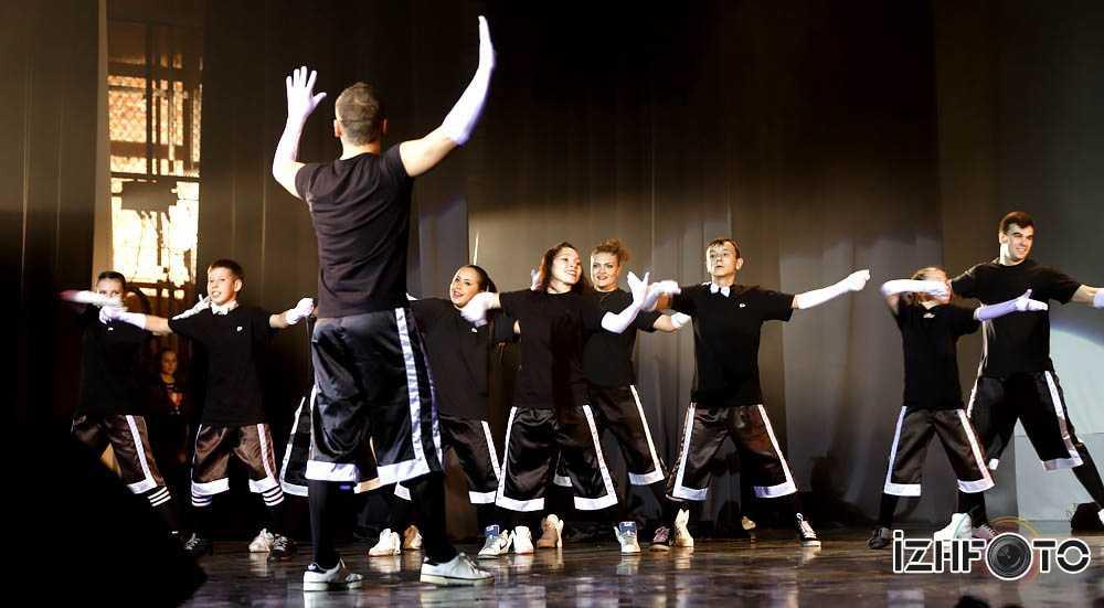 Академия Современного Танца NEXT Ижевск