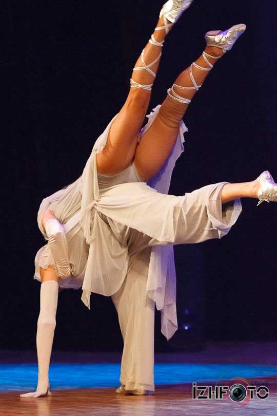 Танцы Шоу-балета Тодес