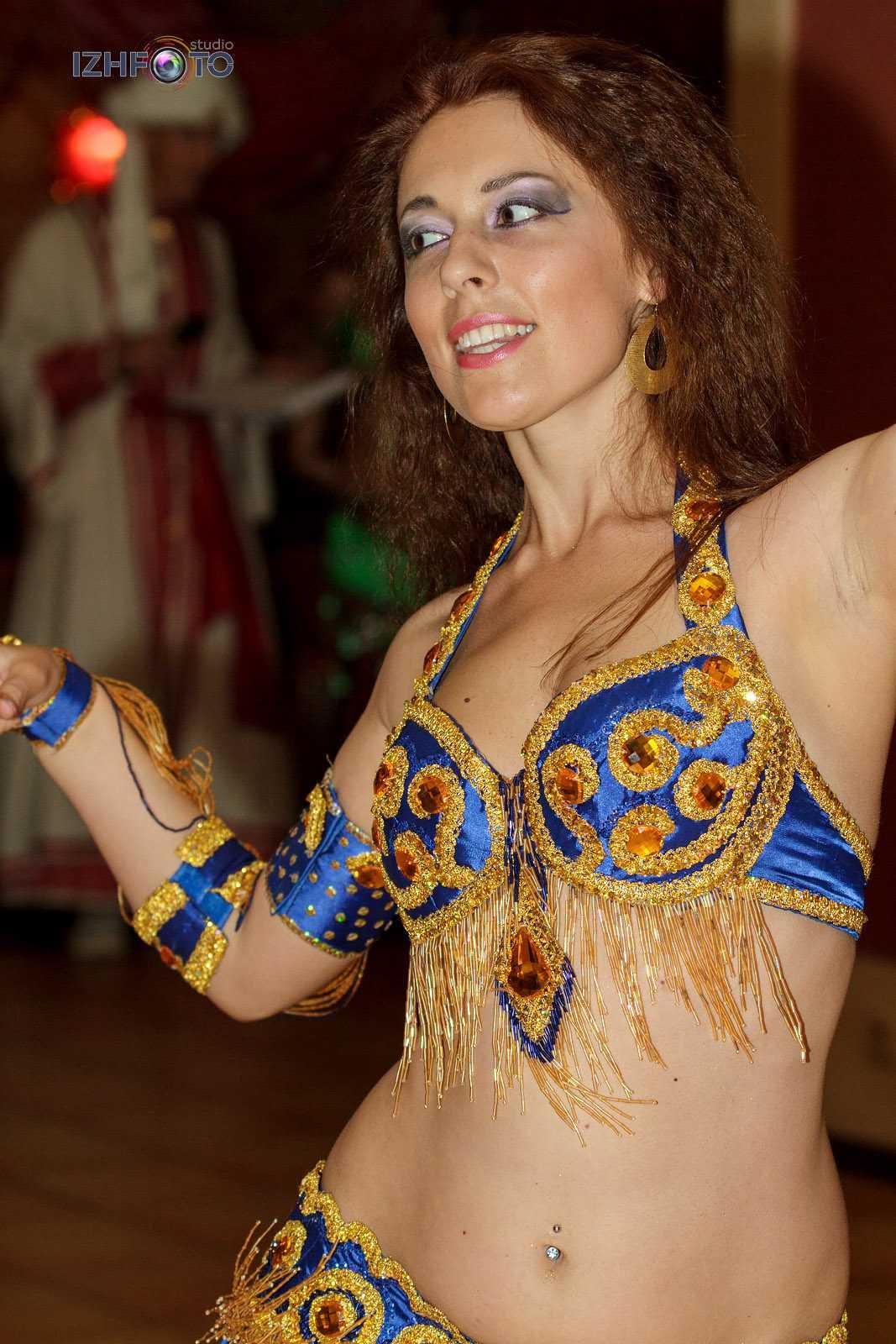 Где заниматься восточными танцами в Ижевске