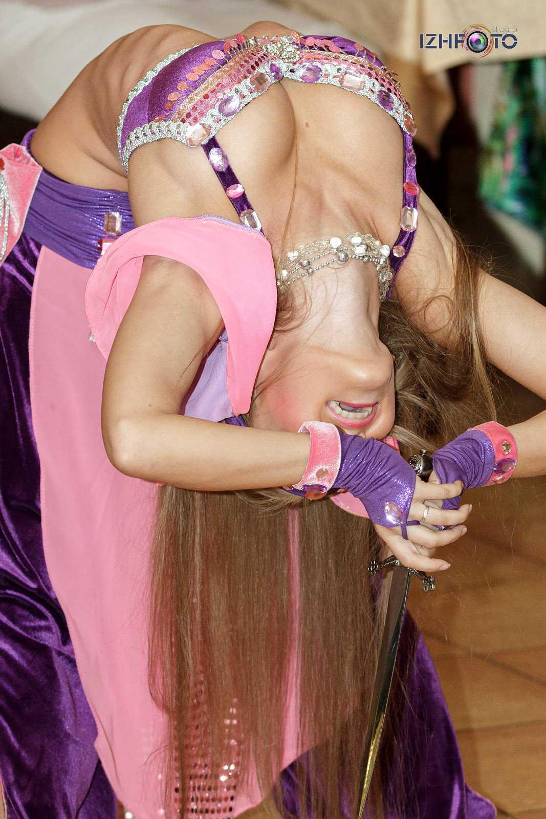 Конкурс восточного танца в Ижевске