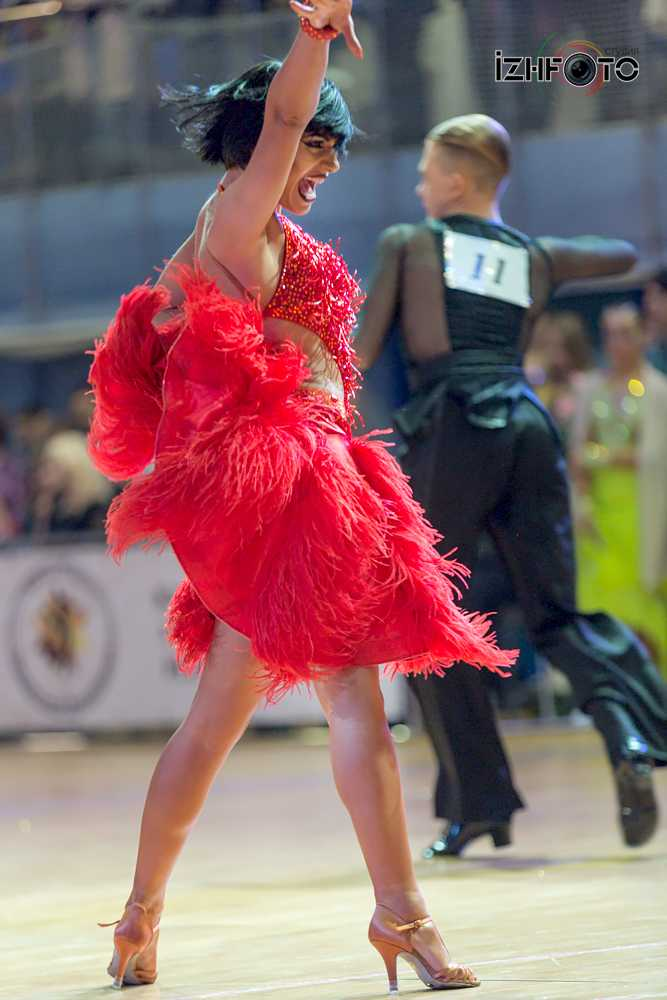 Турнир танцевальный спорт Ижевск 2017 Фото