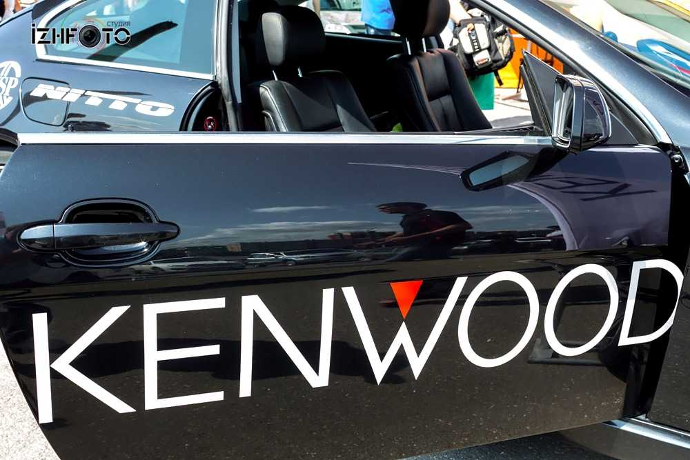 Автозвук Kenwood