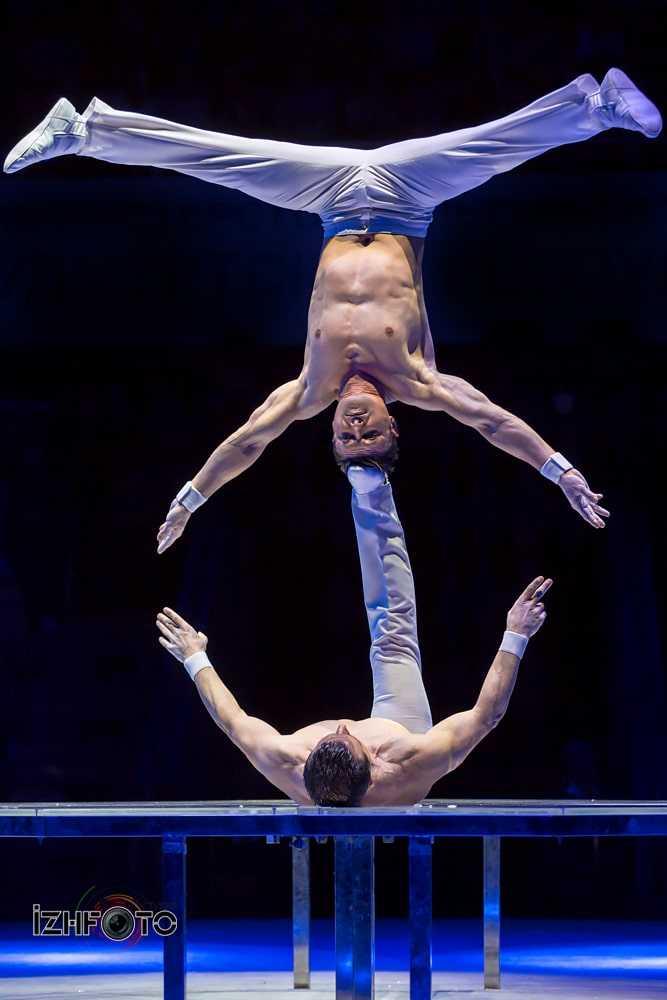 Цирк Ижевск фестиваль 2018