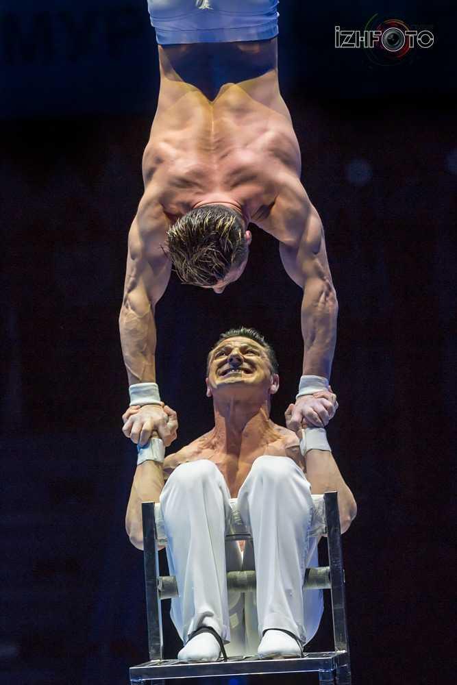Фестиваль Цирк Ижевск Фото
