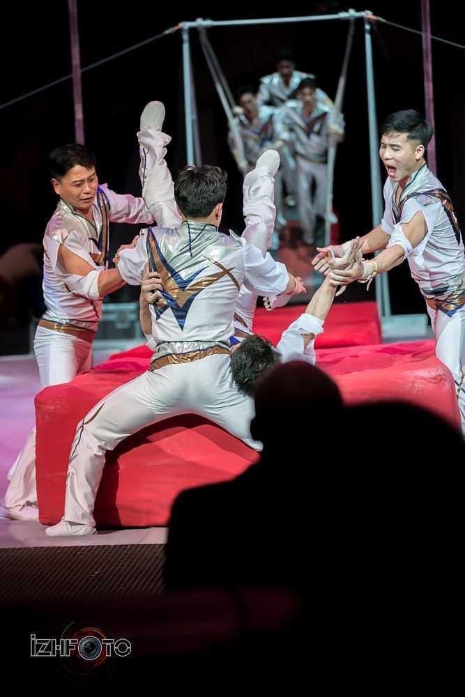 Фестиваль циркового искусства 2018 Ижевск Фото