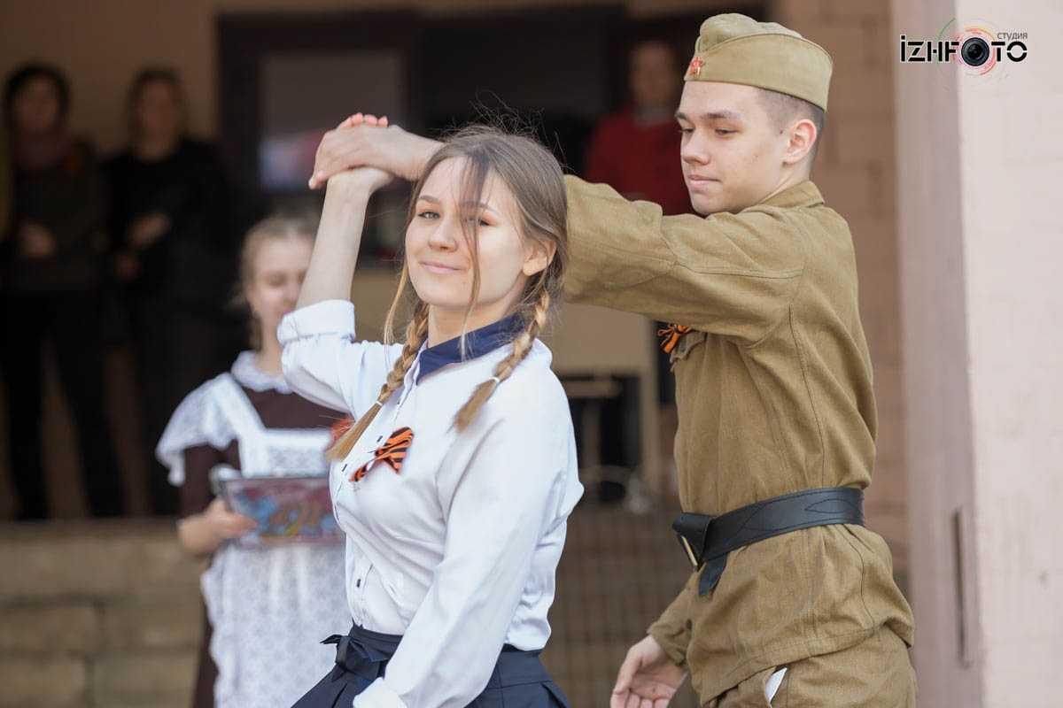 День Победы Ижевск Фото