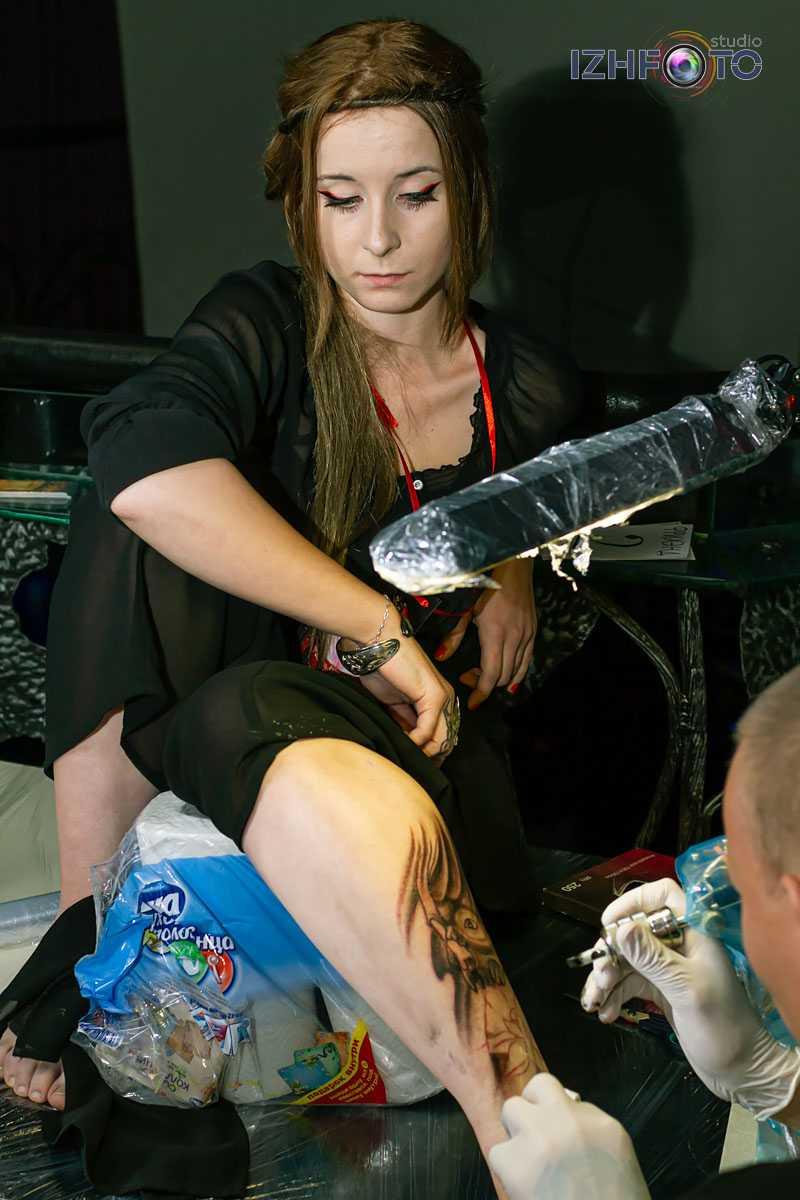 Татуировщики Ижевска Фото