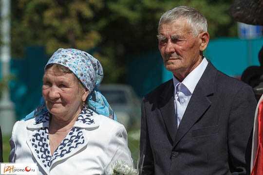 Праздник семьи и верности Ижевск Фото