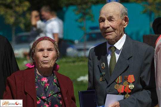 Праздник семьи в Ижевске