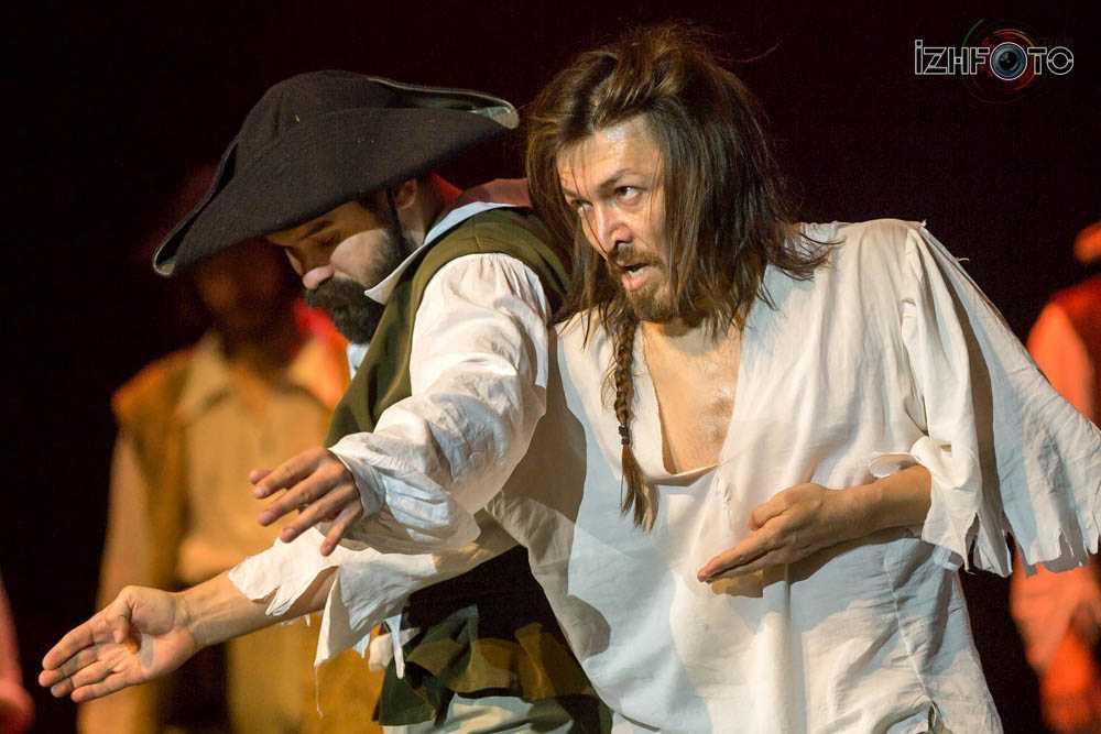 Театр Молчи и танцуй Ижевск
