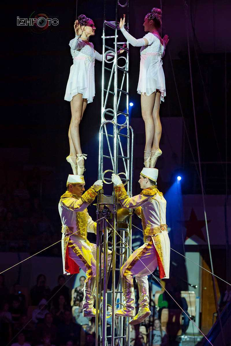 Equilibrists on the ladder, Andrey Volozhanin, Russia