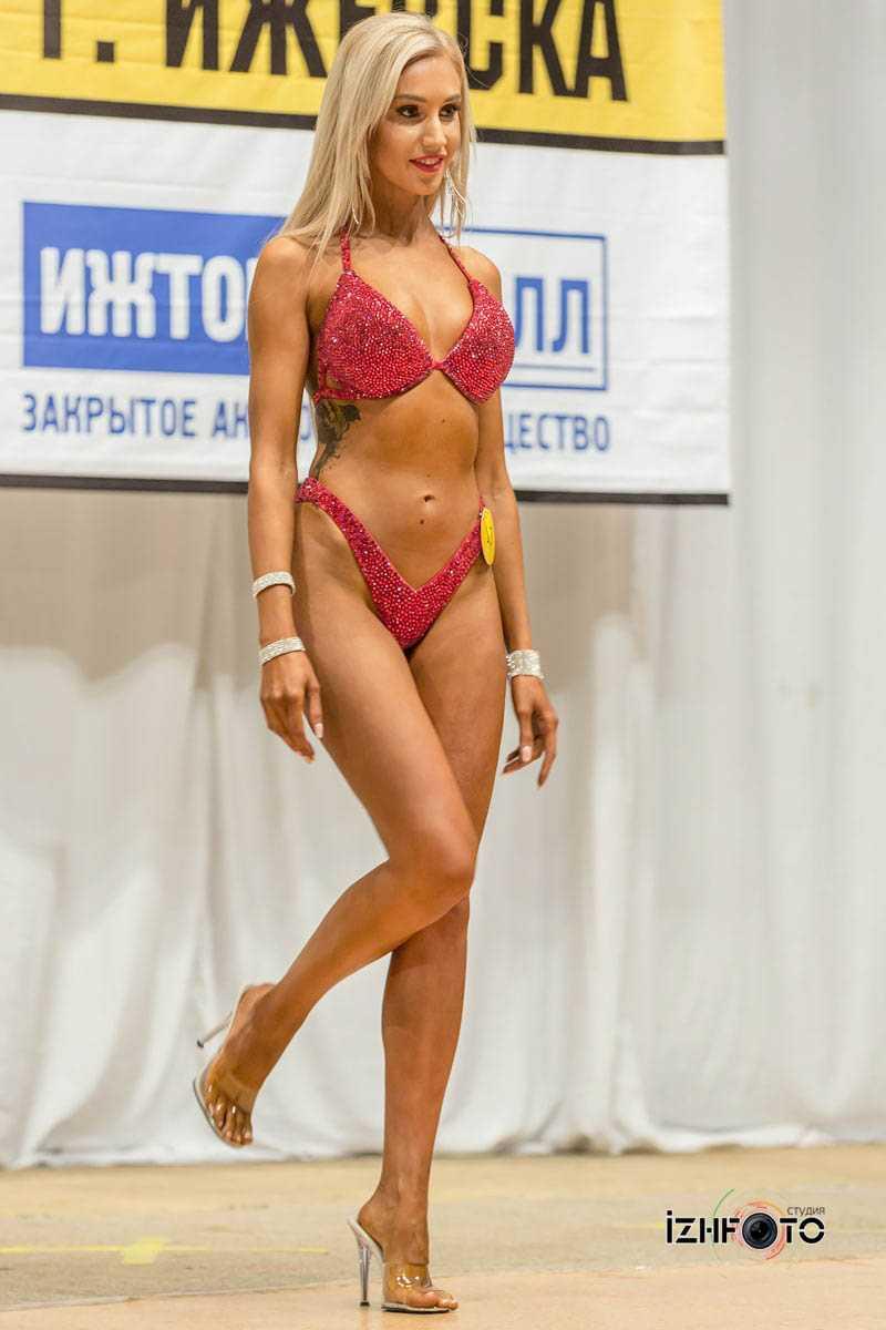 Фото с Конкурса Мисс Бикини Ижевск
