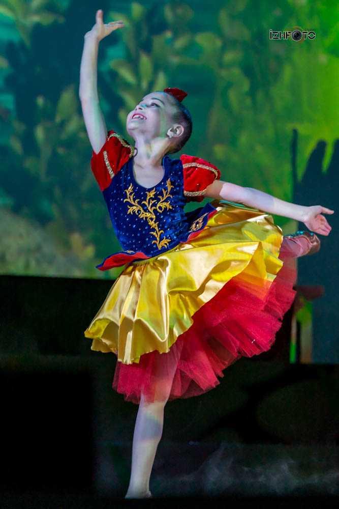 Детский театр танца Ижевск