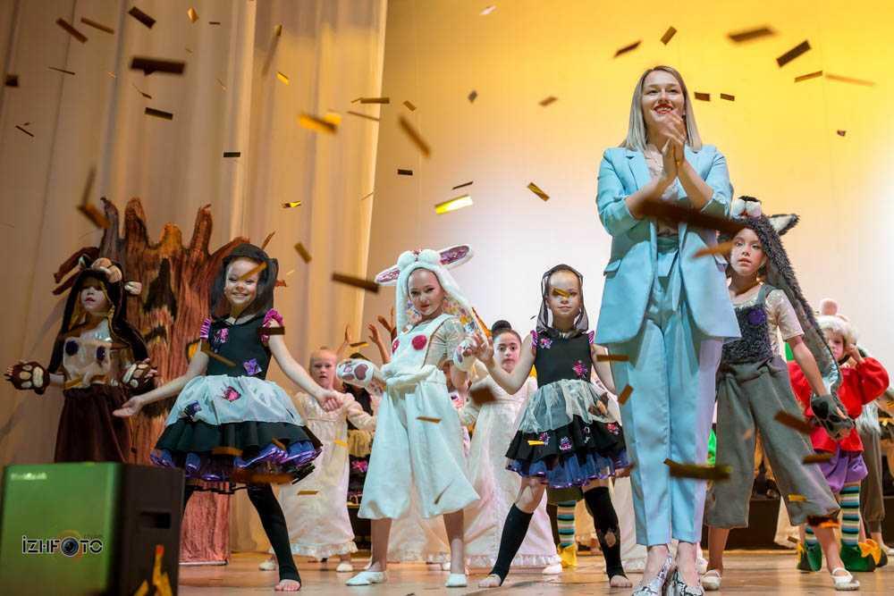 Танцевальный коллектив Колибри Ижевск