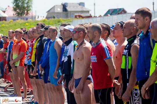 Открытый чемпионат Удмуртии по Триатлону