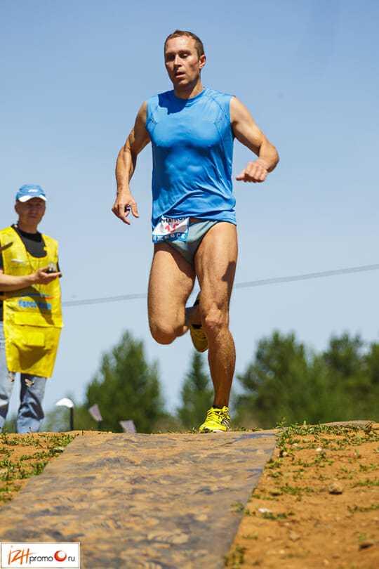 Открытые соревнования Удмуртии по триатлону