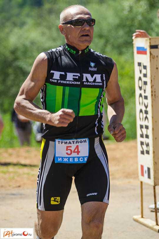 Триатлон в Ижевске - дисциплина Tristar