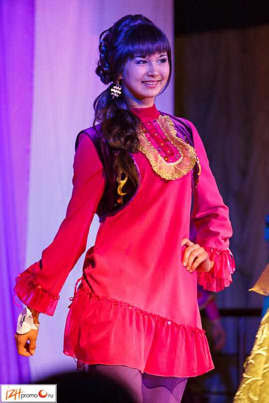 Фото Национального татарского костюма